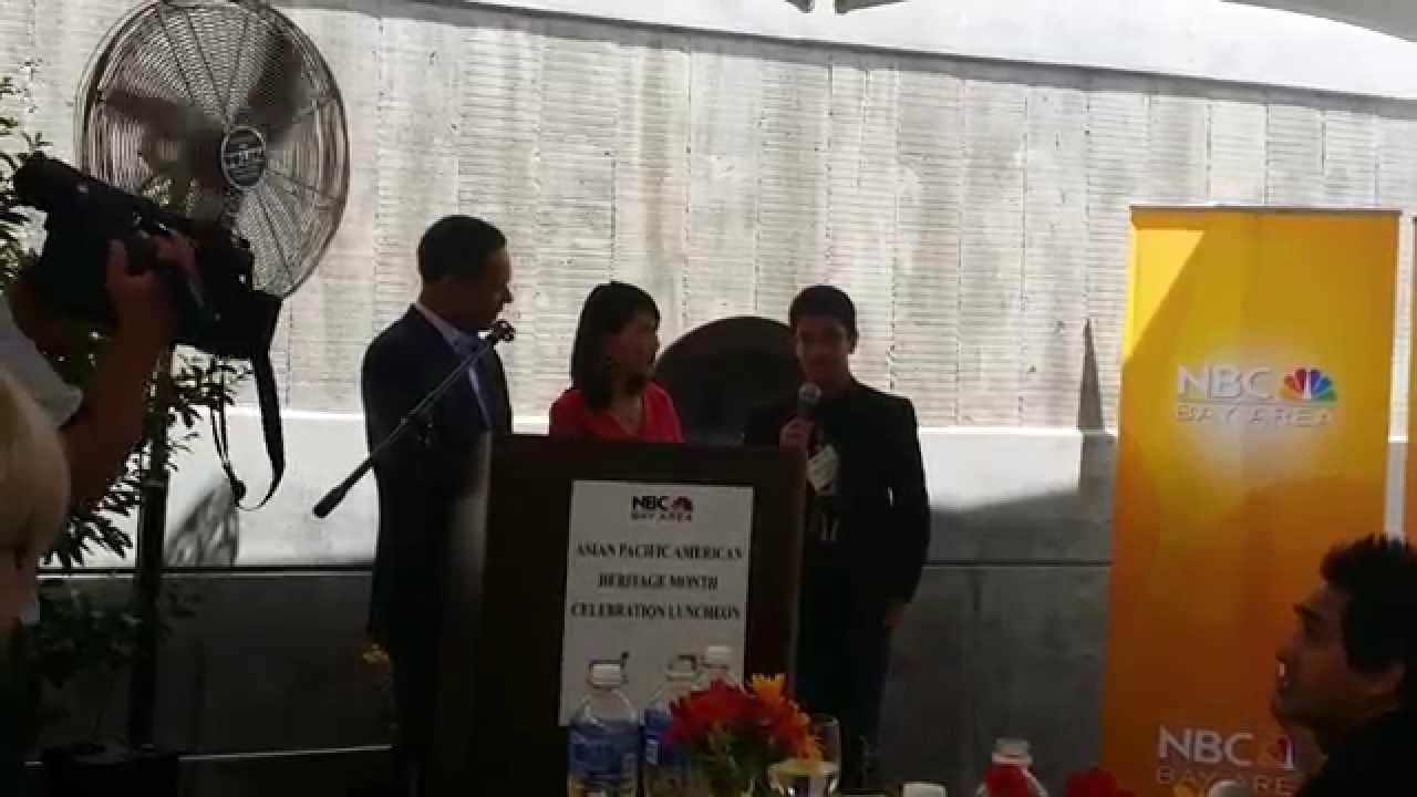 Shubham Banerjee - 2014 NBC & AACI Asian Pacific Heritage Month Honoree