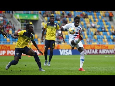 MATCH HIGHLIGHTS - USA V Ecuador - FIFA U-20 World Cup Poland 2019
