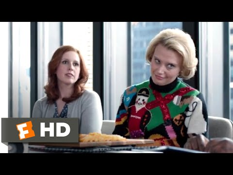 Office Christmas Party (2016) - Christmas is Canceled Scene (1/10) | Movieclips (видео)