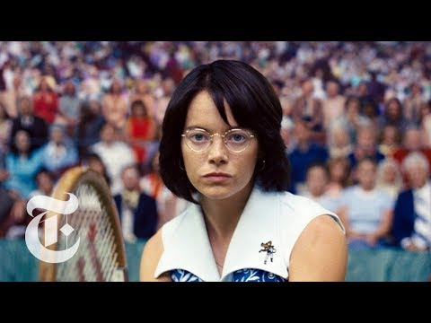 Anatomy of a Scene from Battle of the Sexes