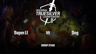 SuperJJ vs Dog, game 1