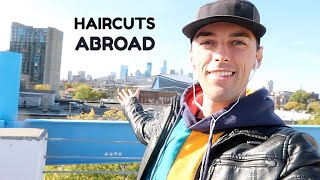 Understanding Barbershop Lingo and checking out Minneapolis