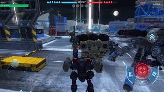 What's new: — New battle UI: We fixed some problems and redesigned the UI according to your feedback;— Beacon Rush: The new game mode is very similar to our original game mode, but there's one key difference: ability to deploy your robots near captured beacons. The gameplay and victory conditions are the same as usual.— Extra damage to physical shields: Machine guns, Kang Dae and Nashorn are dealing 200% damage to physical shields;— Various robots and weapons rebalance