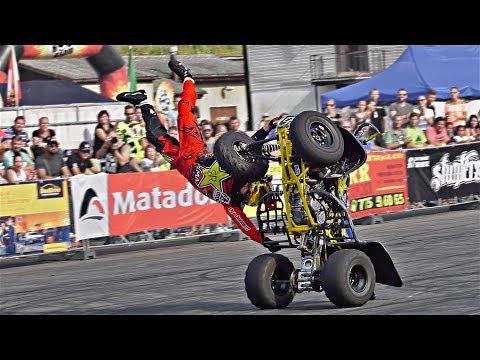 Quad Stunt Show - Czech Stunt Days 2017