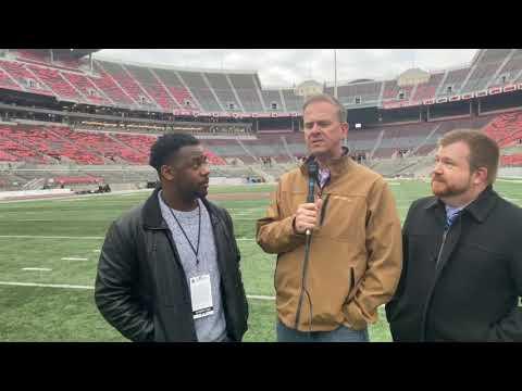 Grading Ohio State QB Justin Fields vs. Maryland