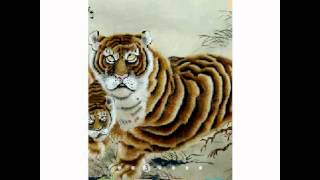 [TOSS] Embroidery Tiger LWP YouTube video