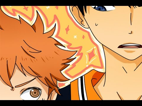 Haikyuu! - Anything You Can Do I Can Do Better