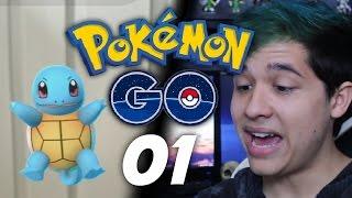 Pokémon GO | Episode 1 - Real Life Pokémon Adventure! by Munching Orange