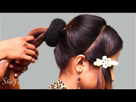 12 Everyday Easy Hairstyles tutorials  Hairstyles for long hair  New Hairstyles wedding/party