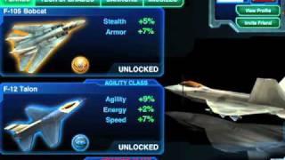 MetalStorm: Online videosu