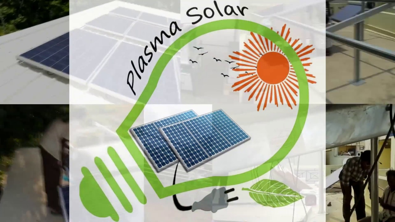 Solar Panels on terrace as shed for space optimization – PLASMASOLAR