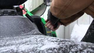 10. 06 arctic cat 570z COLD START!!