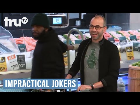Impractical Jokers - Best Wing Man in the Business (ft. Tristin Mays) | truTV