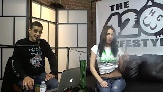 Opus Presents – The 420 Lifestyle: Welcome Back Carly by Pot TV