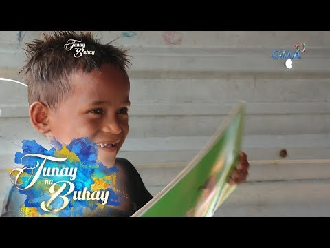 Batang mangangalakal, nakatanggap ng munting regalo mula sa 'Tunay na Buhay'