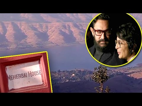 Breathtaking View From Aamir Khan's Panchgani Bung