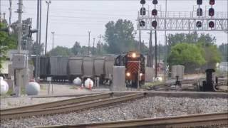 Bellevue (OH) United States  city pictures gallery : 200 Subscribers!! Trains of Bellevue, Ohio.