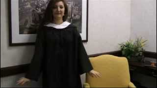 Pitt Alumni Association: How to Wear Your Regalia