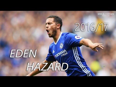 Eden Hazard  ● Crazy Dribbling Skills & Goals ● 2016/17 HD