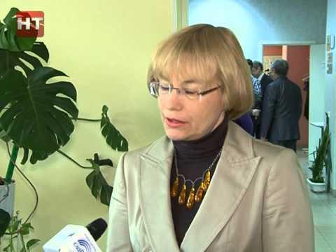 В Новгородском госуниверситете сегодня открылся центр инклюзивного образования