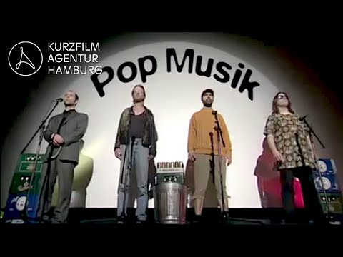 popmusik - Live in Concert: The aged boy group