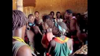 Primitive African Tribal Music Omo Valley