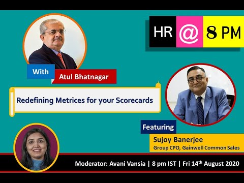 HR@8PM: Episode 9: Redefining Metrices for your Scorecards