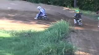 5. Squirt vs klx110 going head to head