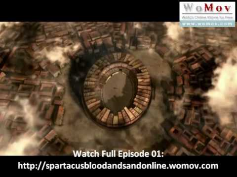 Watch Spartacus Blood And Sand Episode 1 2 3 4 5 6 7 8 9 10 11 12 13 in HD Online