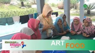 English Camp SD Khadijah Surabaya