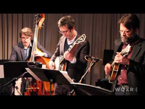 The Jake Schepps Quintet plays 'Drawn III' from Entwined by Matt McBane in the WQXR Studio