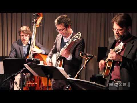 The Jake Schepps Quintet plays 'Drawn III' from Entwined by Matt McBane in the WQXR Studio