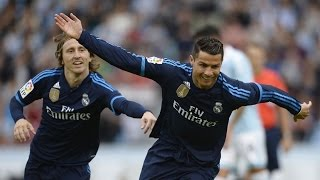 Video Celta 1-4 Real Madrid | Goals | COPE | 2017 MP3, 3GP, MP4, WEBM, AVI, FLV Agustus 2017