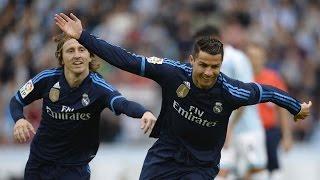 Video Celta 1-4 Real Madrid | Goals | COPE | 2017 MP3, 3GP, MP4, WEBM, AVI, FLV Juni 2017