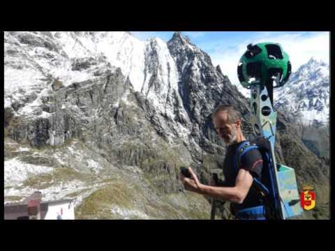 Google Trekker Orobie, il filmato promozionale