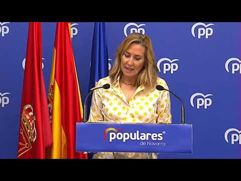 Intervención de Ana Beltrán valorando la situación política actual (26/01/2020)