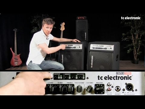 BG500 Bass Combos -- overview