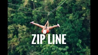 El Zip Line más Alto de RD que culmina en el Hotel Dominican Tree House | WilliamRamosTV