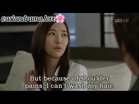 City Hunter Funny Bath Scene Kim NaNa And Lee Yun-Seong 😂 (Eng Sub Ep.12)