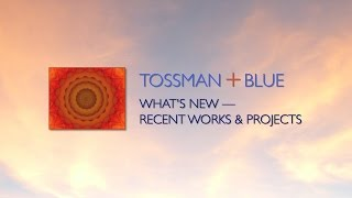 TossmanPlusBlue - Recent Works and Projects Sampler