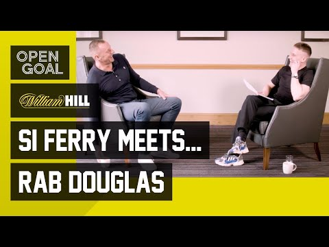 Si Ferry Meets... Rab Douglas | Goalie of Many Jobs, Celtic Days, UEFA Cup Final, Dundee Survival