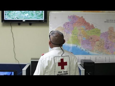 Κεντρική Αμερική: Σεισμός 7 ρίχτερ συγκλόνισε Ελ Σαλβαδόρ και Νικαράγουα