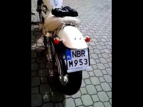 SanYang Husky 125cc