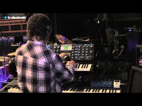 """In this video Don Airey uses his """"Sweet Wine"""" TonePrint for the Hall of Fame Reverb pedal and his """"Away! Away! Away!"""" TonePrint for the Flashback Delay pedal from TC Electronic.  TonePrint page: http://www.tcelectronic.com/toneprint/ Hall of Fame Reverb product page: http://tcelectronic.com/hall-of-fame-reverb/ Flashback Delay product page: http://tcelectronic.com/flashback-delay/"""