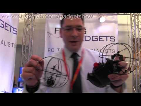 The Gadget Show – London Toy Fair 2013