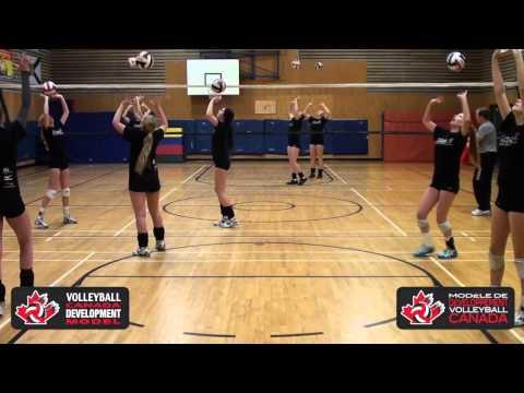 16U Ball Control Warmup