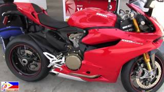 9. DUCATI Panigale 1199 S  Start-Up & Revving Video (5.1 Surround Sound)
