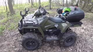 10. Review of my 2015 Polaris Sportsman 570