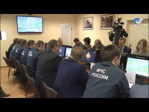 На совещании у Полпреда Президента в СЗФО обсудили весеннее половодье