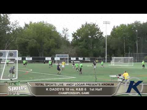Kron-Daddy vs. K&B - Kronum Kick-Off Championship Game -